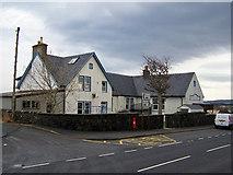 NG6523 : The Old School, Harrapool by Richard Dorrell