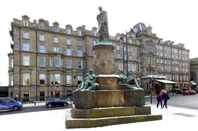 Royal Station Hotel, Neville Street