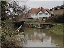 SP2055 : Stratford canal by Colin Craig