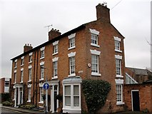 SP2055 : Period housing by Colin Craig