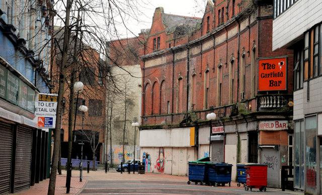 Lower Garfield Street, Belfast 2010-1