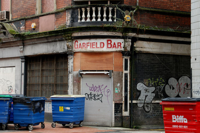 Lower Garfield Street, Belfast 2010-2