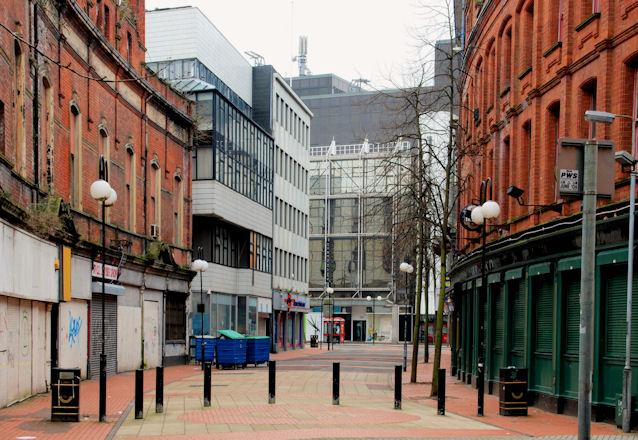 Lower Garfield Street, Belfast 2010-5