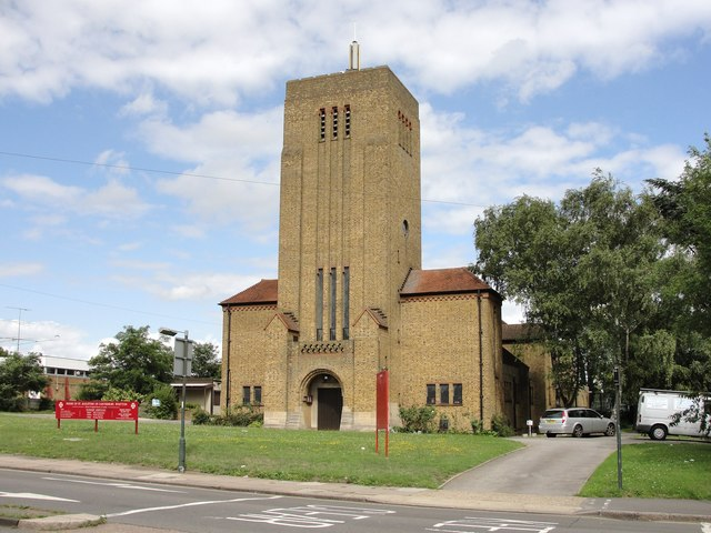 The Church of St Augustine of Canterbury