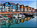 SX9980 : Exmouth Marina 1 by susie peek