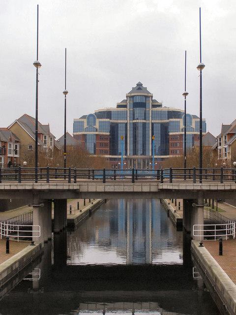 Quays Bridge
