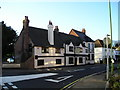 TL0800 : The Waterside Tavern Pub, Hunton Bridge by canalandriversidepubs co uk