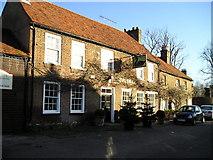 TQ0487 : The Swan Pub, Denham, Uxbridge by canalandriversidepubs co uk
