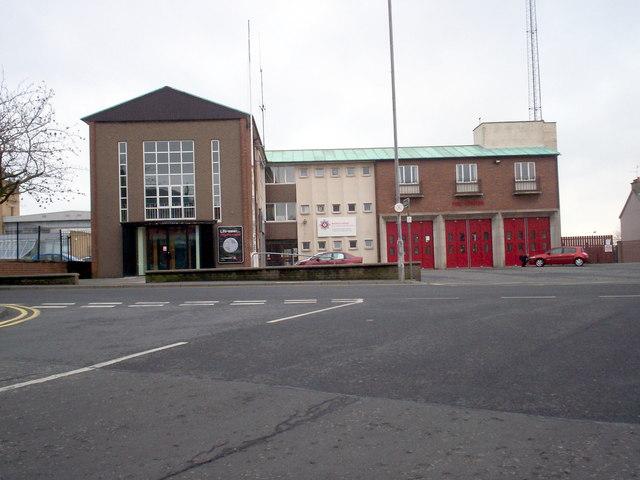 Portadown Fire Station, Thomas Street