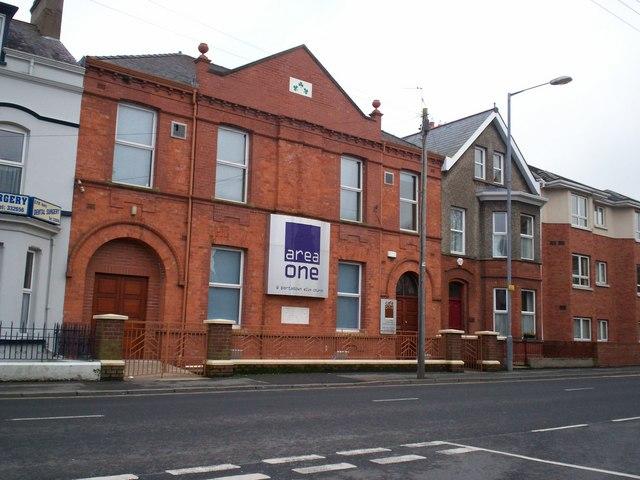 Area One Coffee Shop, Thomas Street, Portadown