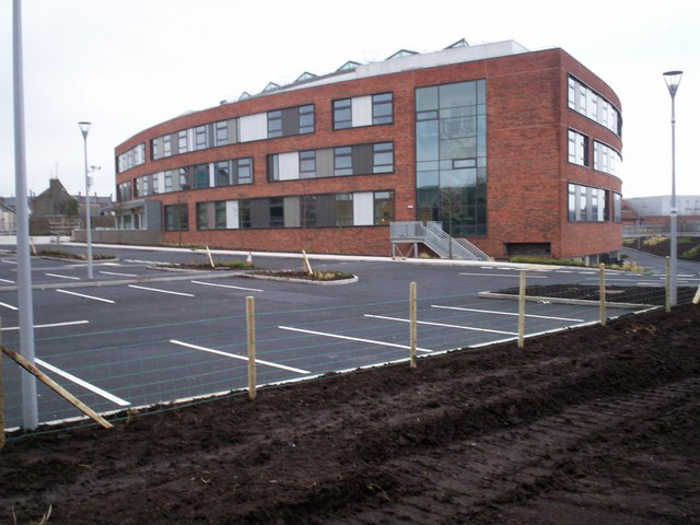 Portadown New Health an Care Centre, Portadown. 3