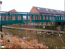 SD7807 : Bury and Bolton Canal by David Dixon