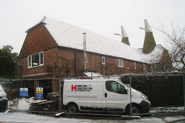 The Oast House, Coursehorn Lane, Cranbrook, Kent