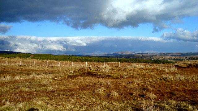 Bogland near Faiafannan
