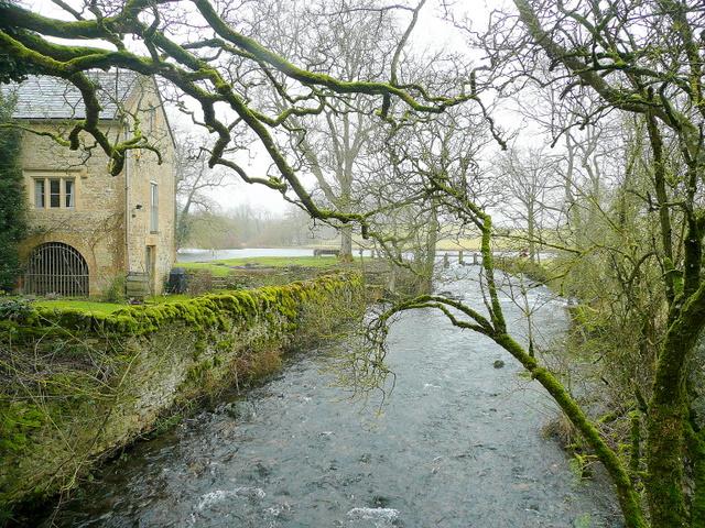 River Dikler at Upper Swell