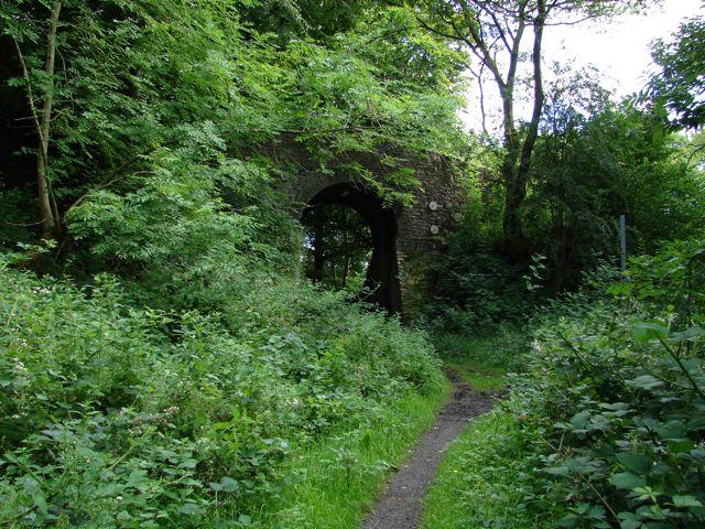 Pontygwaith Bridge North Side