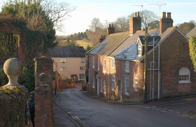 St Michael's Hill, Milverton