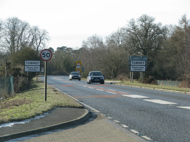 Approach to Tubney