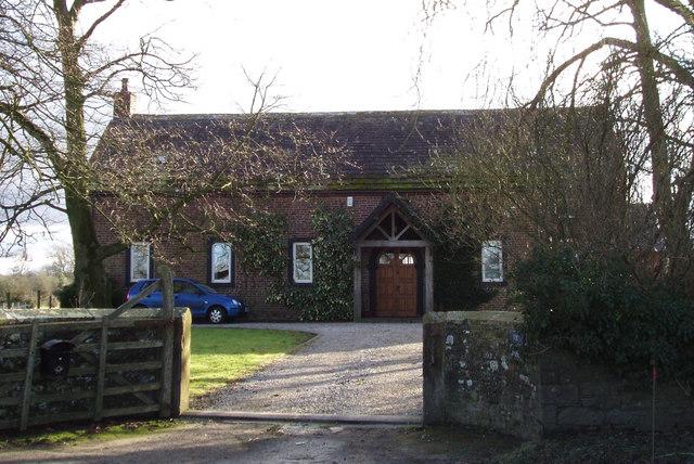 Friends Meeting House, Moorhouse