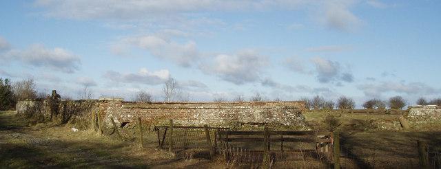 Quaker Burial Ground, Moorhouse