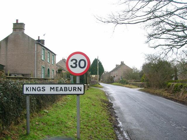 King's Meaburn