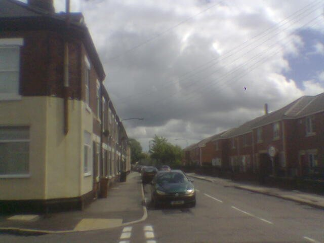 Slack Lane - Campion Street, Derby