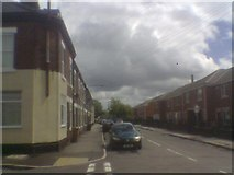 SK3336 : Slack Lane - Campion Street, Derby by Eamon Curry