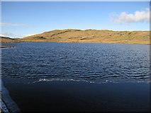 SN7767 : Llyn Pond Gwaith and Graig Fawr by Rudi Winter
