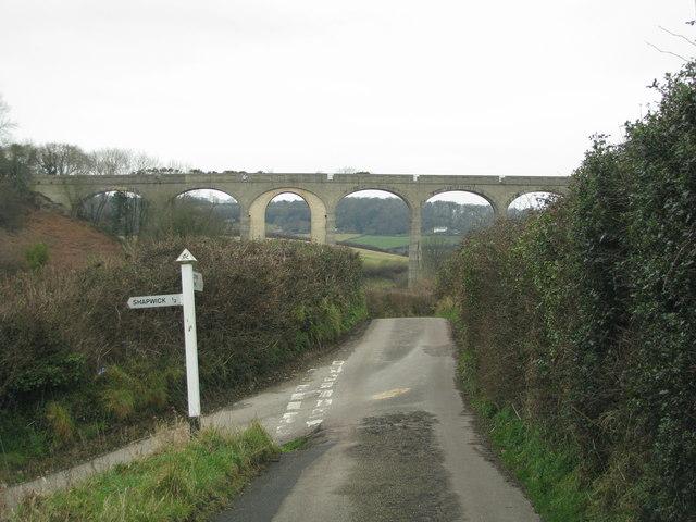The Cannington Viaduct
