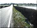 TM3979 : Old Milepost by Keith Evans
