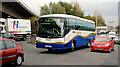 J3475 : Goldliner coach, Belfast by Albert Bridge