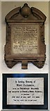 TL8783 : St Cuthbert, Thetford, Norfolk - Wall monuments by John Salmon