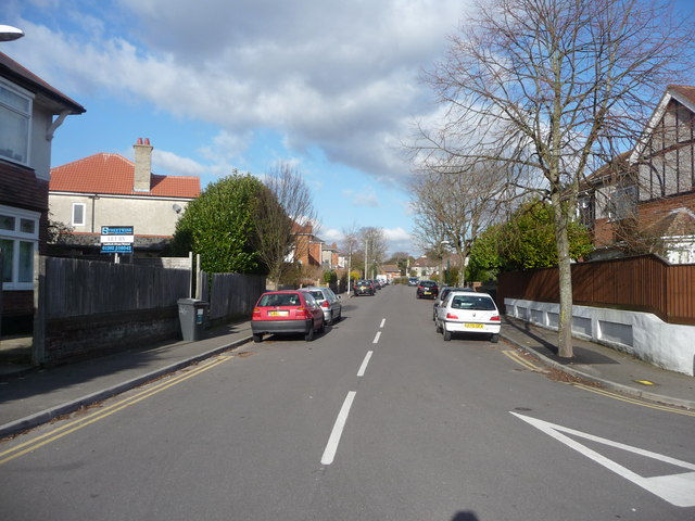Bournemouth : Winton - Edgehill Road