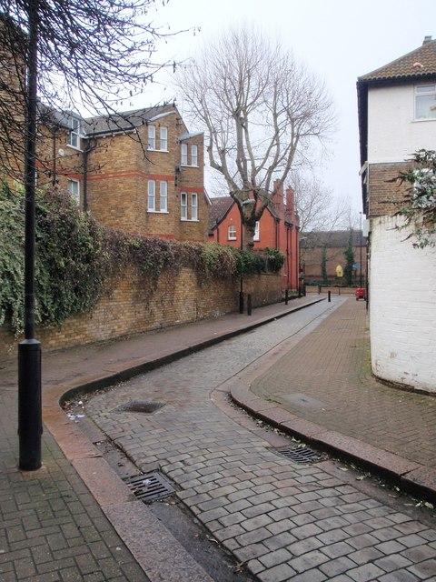 Latchmere Passage, Battersea