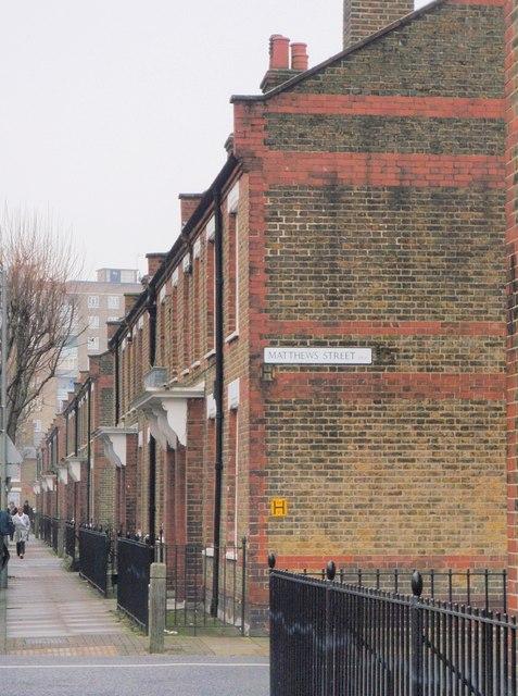 Burns Road, Battersea