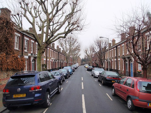 Odger Street, Battersea