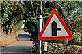 J3268 : Road sign near Edenderry, Belfast by Albert Bridge