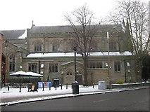 SK3436 : Saint Werburghs Church, Friar Gate, Derby by Eamon Curry