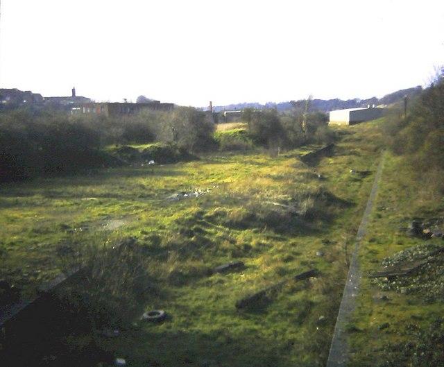 Halesowen Station (remains)