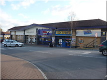 SZ0995 : Bournemouth : Muscliff - Westover Retail Park by Lewis Clarke