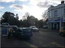 SZ0894 : Bournemouth : Moordown - Wimborne Road by Lewis Clarke