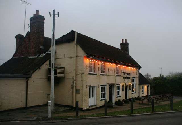 The Swan by the Vineyard, The Down, Lamberhurst