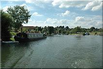ST6866 : River Avon at Saltford by Gordon James