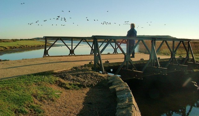 Christchurch: Stanpit Marsh