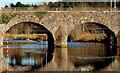 J3269 : Shaw's Bridge, Belfast (12) by Albert Bridge