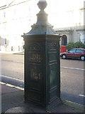 SK3436 : Electrical transformer kiosk, circa 1893, on Friar Gate, Derby by Eamon Curry
