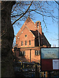 TQ4077 : St George's, Westcombe Park: east end by Stephen Craven
