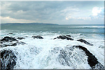 SW5842 : Winter waves at Godrevy (8) by Andy F