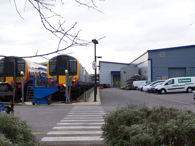 Northam Traincare Depot