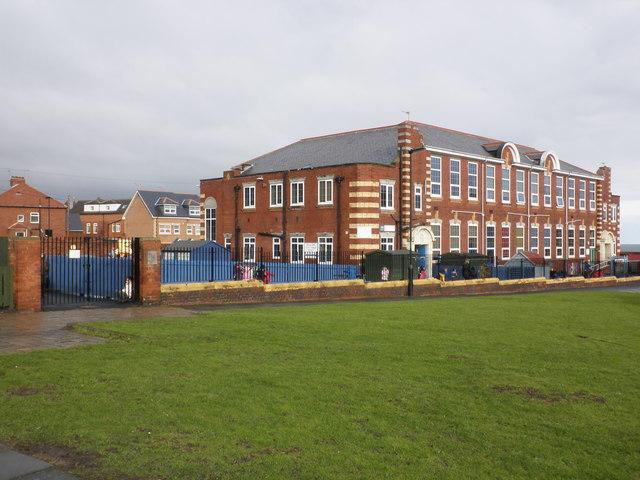 Rockcliff First School, Whitley Bay